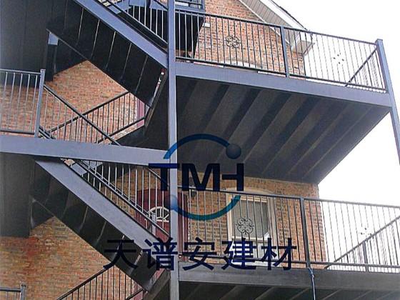 钢结构楼梯怎样制作安装?