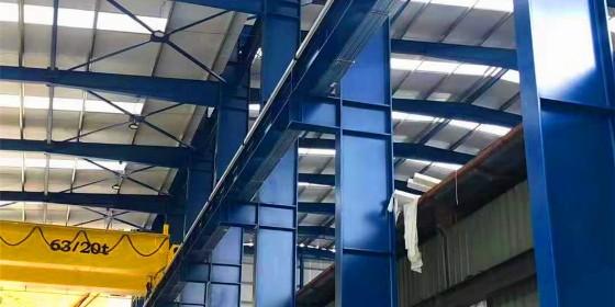 钢结构厂房保养
