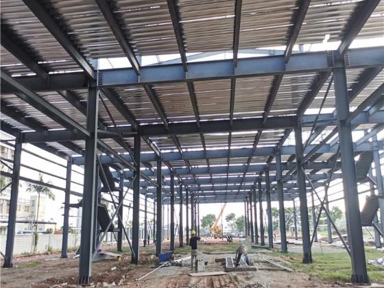 佛山钢结构厂
