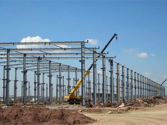 天谱安钢结构工程建筑的稳定性设计理念