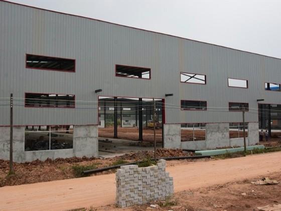 介绍钢结构厂房保养和维护