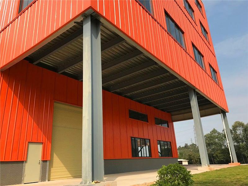 钢结构办公楼报价