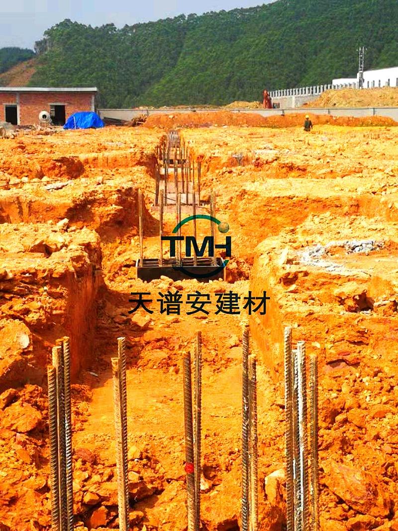 预埋件安装钢结构