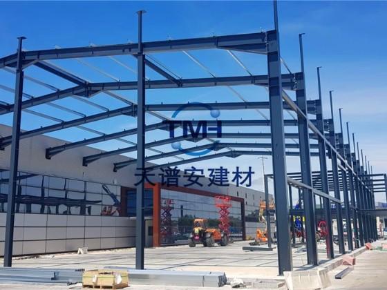 广州大型钢结构加工企业