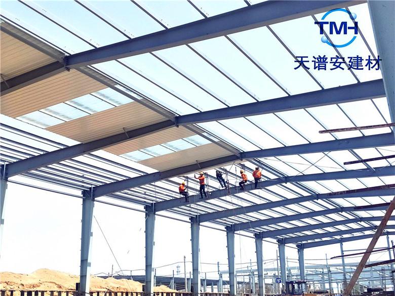 钢结构加工安装