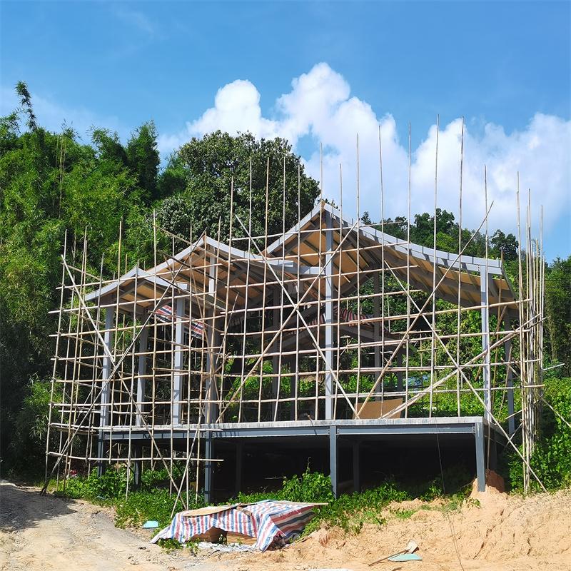 钢结构接待楼