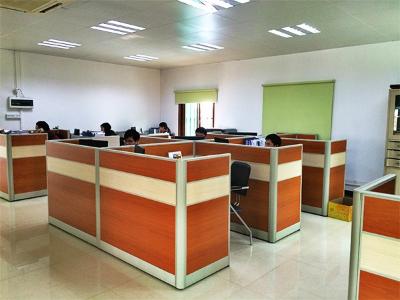 天谱安-里水厂办公室内部