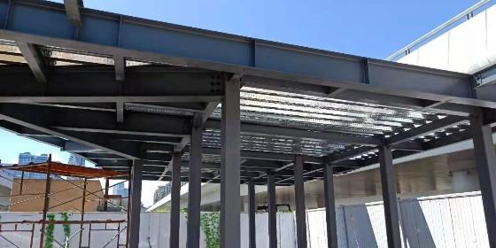 钢结构加层