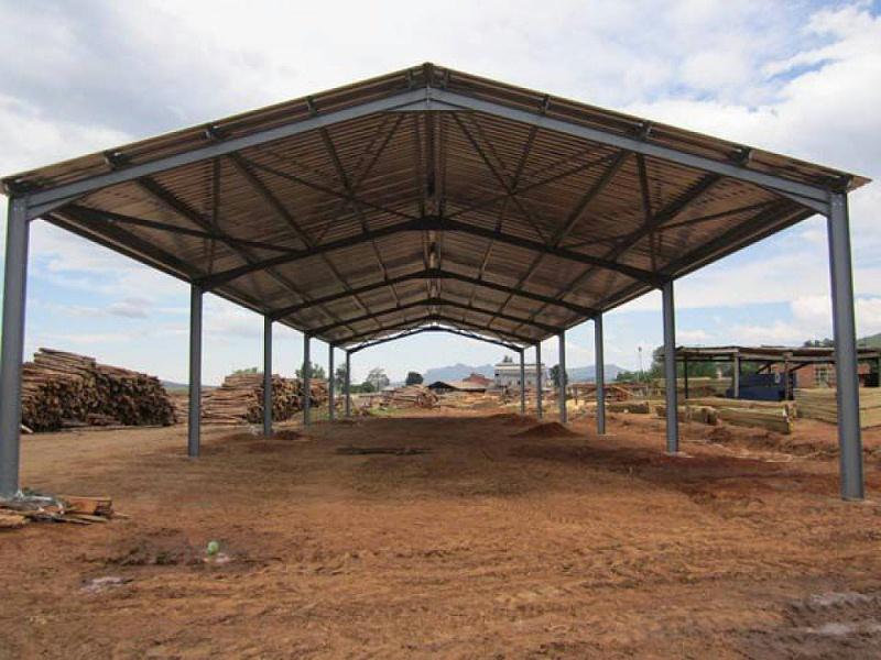 钢结构厂安装