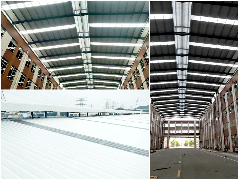 广东钢结构雨棚