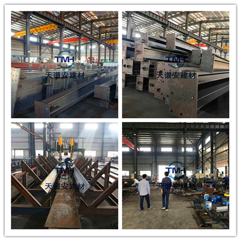 广东钢结构加工厂家