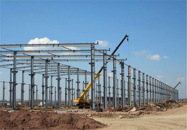 钢结构加工厂天谱安