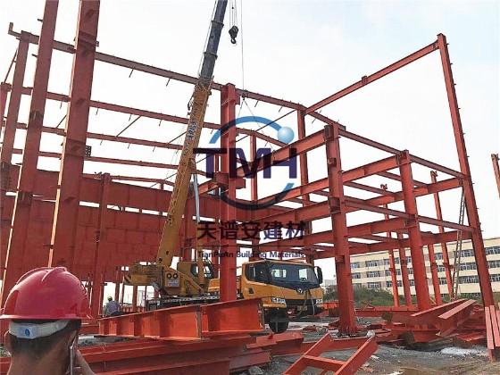 钢结构厂房预算