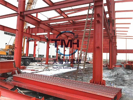 钢构厂房每平米造价