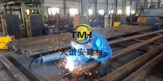 钢结构厂房生产