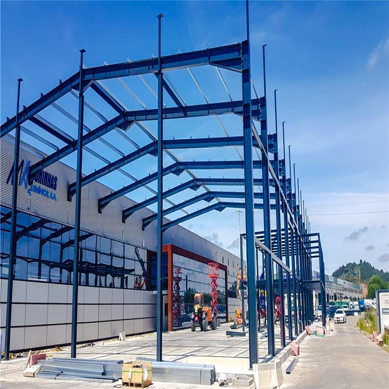 众工钢结构70