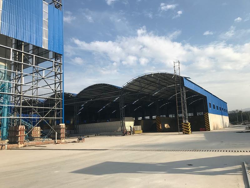 天谱安钢结构厂2