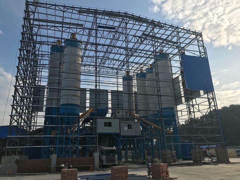 天谱安钢结构厂9