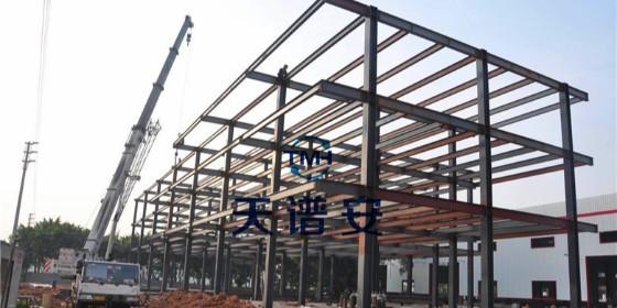 钢结构搭建阁楼