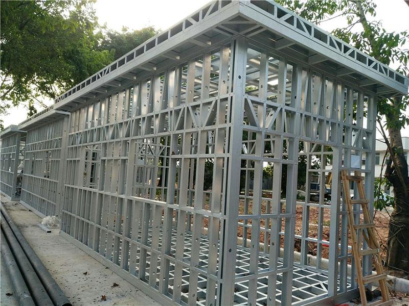 钢结构建筑厂家