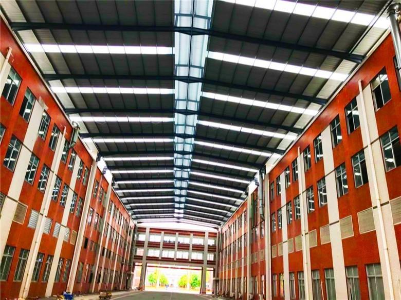 【天谱安工程案例】—— 钢结构雨棚制作