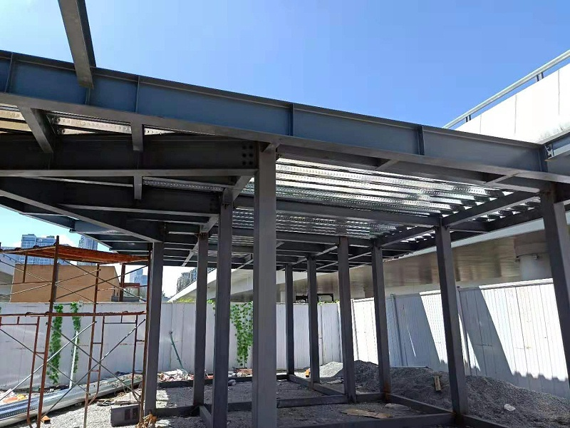 钢结构夹层施工价格