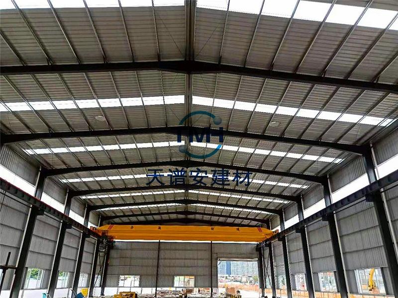 钢结构库房设计单位