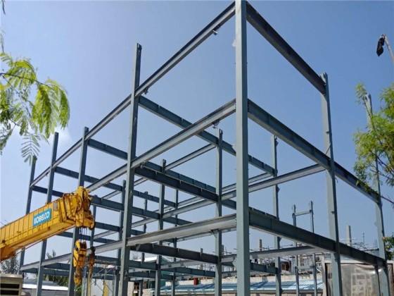 安全钢结构厂房有什么特点?