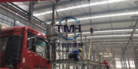 钢结构平台厂家