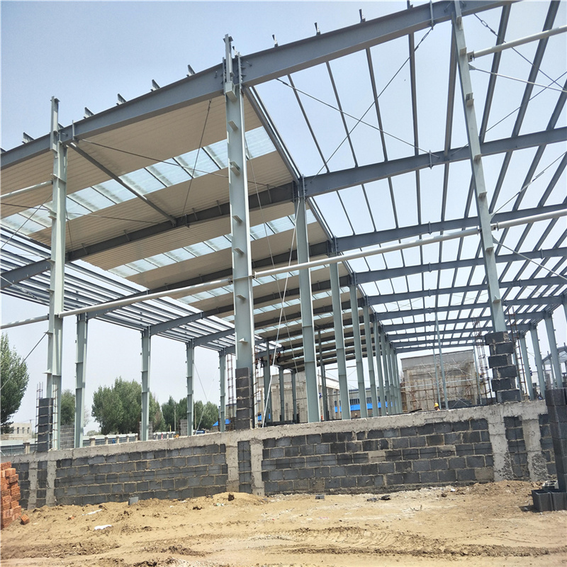 Steel structure manufacturer Tianpuan51