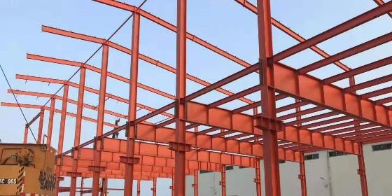 钢结构厂房施工价格