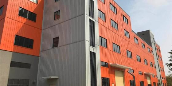 钢结构厂房围护材料应该怎么选择?