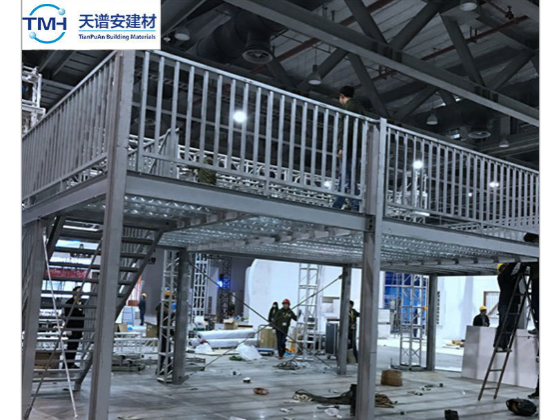 钢结构操作平台