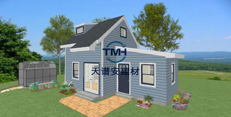 钢构房子建造价格