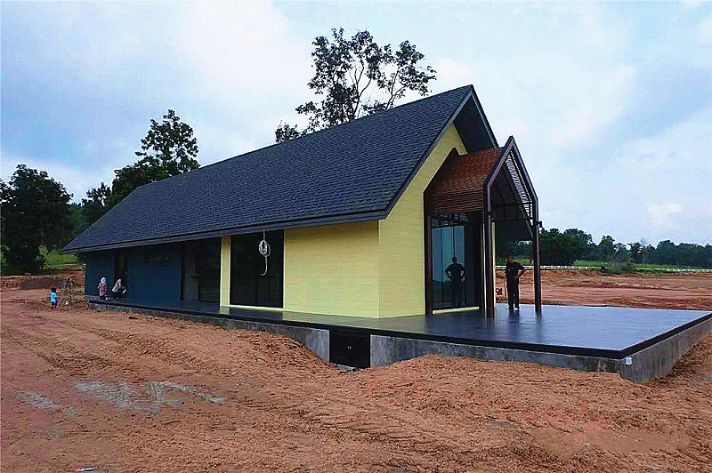 轻钢房屋多少钱一平