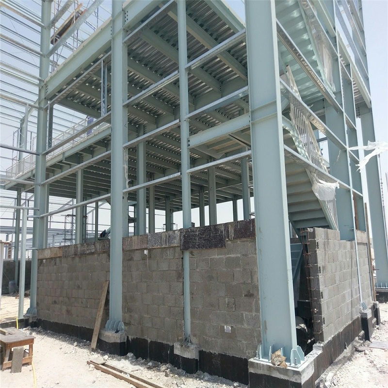 Tianpuan Steel Structure Factory41