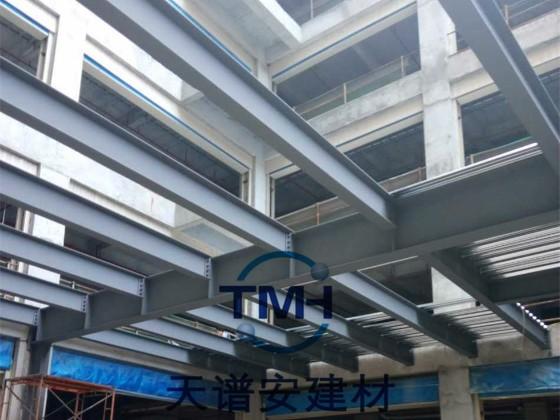 【天谱安工程案例】—顺德钢结构加层项目