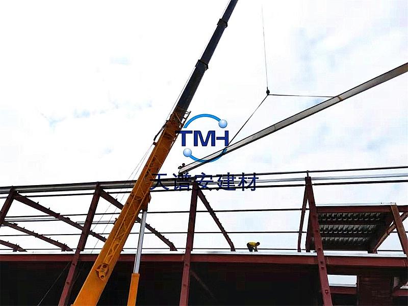 钢结构仓库生产厂