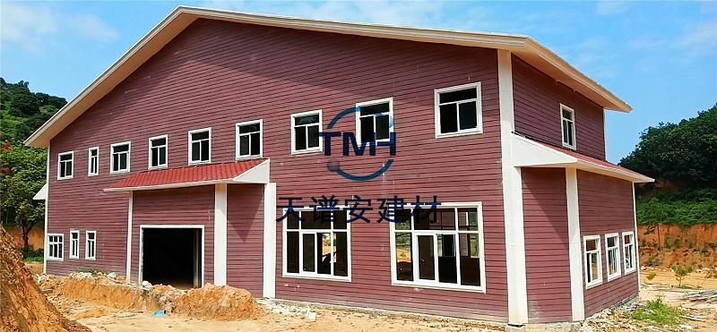 钢结构房屋报价