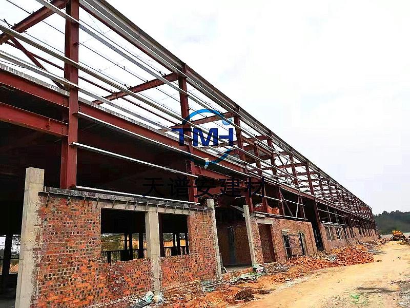 广州钢结构工程安装报价