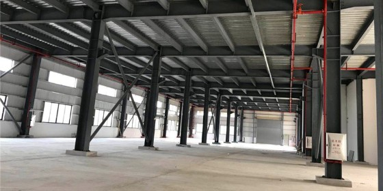 钢结构厂房构件连接节点及柱脚设计要点