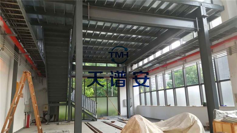 钢结构平台设计