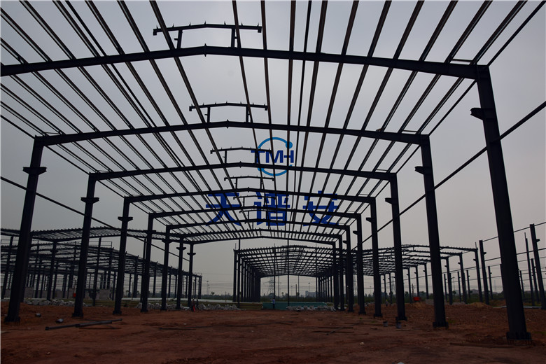钢结构厂房造价