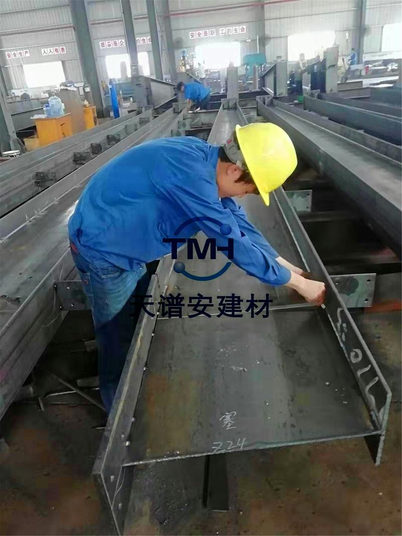 钢结构工程厂家直供