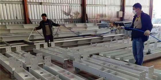 钢结构产品防腐的五大措施