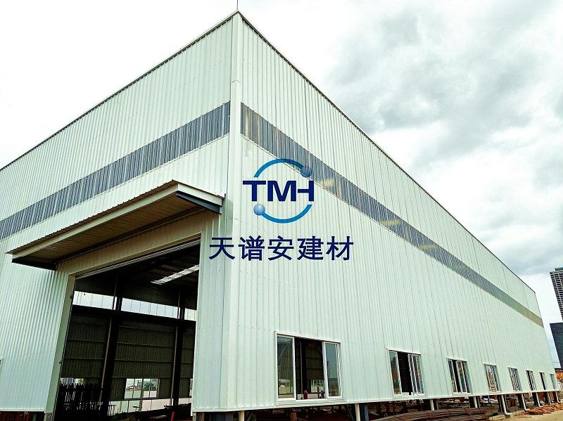 钢结构厂房安装厂家