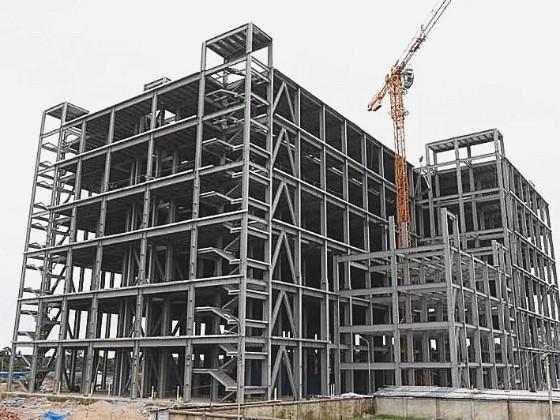 高层钢结构安装
