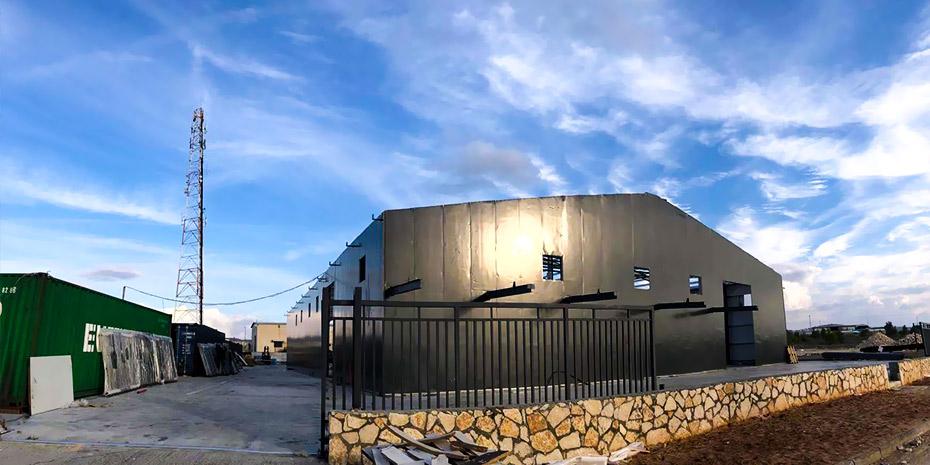 钢结构仓库工程