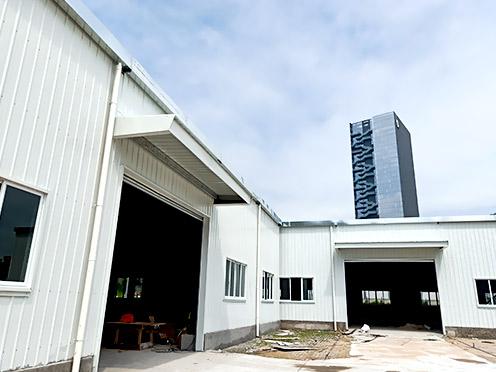 【天谱安工程案例】—— 钢结构厂房工程