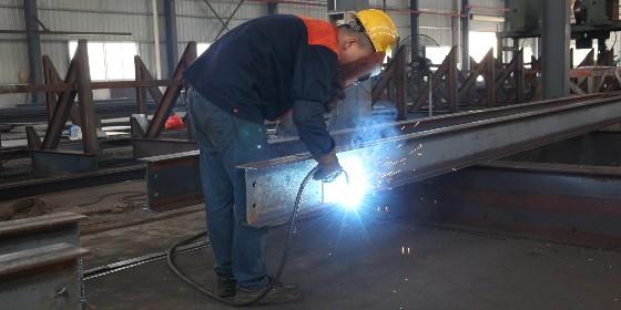 钢结构加工焊接工程质量控制